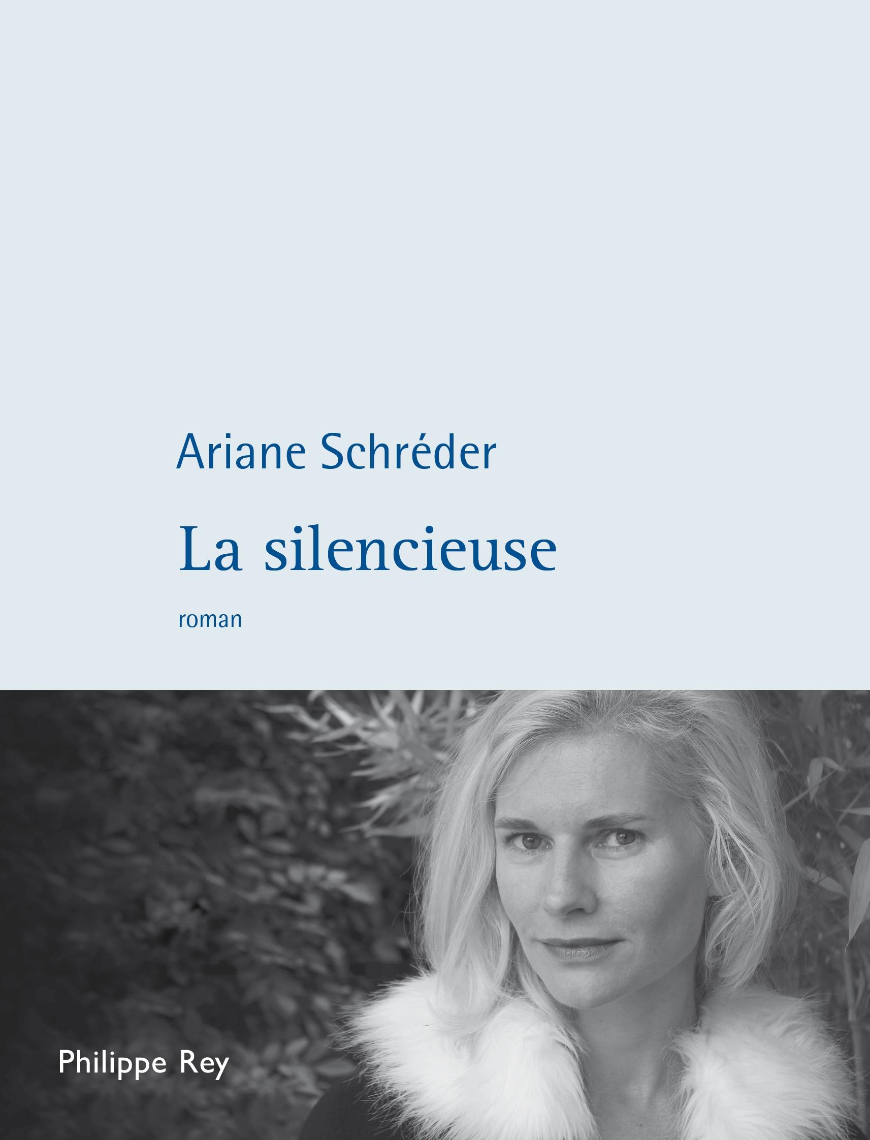 PLA_visuel roman La Silencieuse