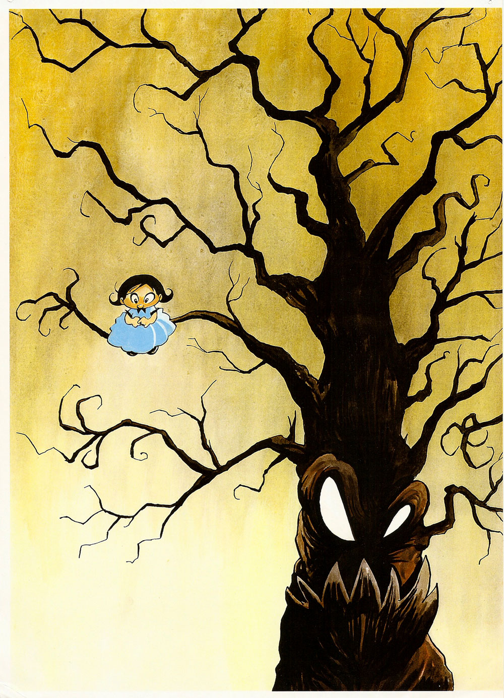 Supiot Marie Frisson-Aupres de mon arbre-