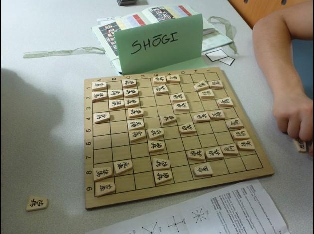 14_jeu japonais Shogi