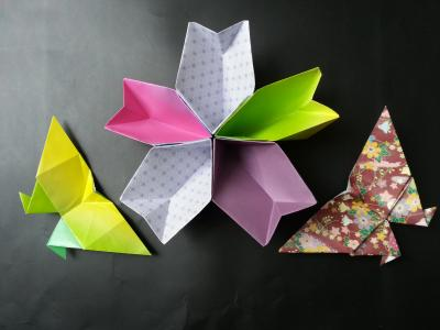 16_Origami Hideko Trochet light