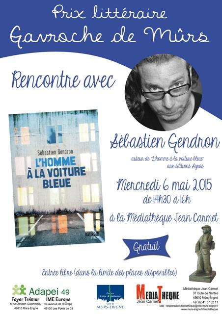 Affiche_Rencontre_SebastienGendron