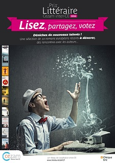 Affiche Prix Litteraire 2016