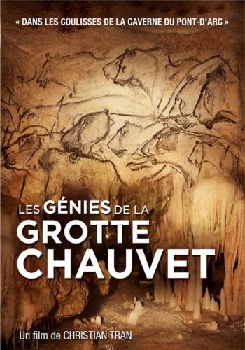 08_Projection Genies grotte Chauvet
